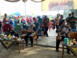 Tim Penilai Posyandu Kabupaten Ciamis Kunjungi Posyandu Cempaka Mekar