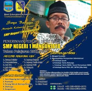 SMP Negeri Mangunjaya