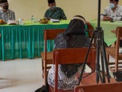 Pandemi Belum Berakhir, PGRI Kabupaten Pangandaran Gelar Istighosah secara virtual