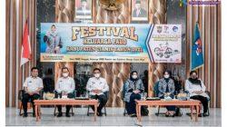 Bupati Ciamis Hadiri Festival Keluarga PAUD Tahun 2021